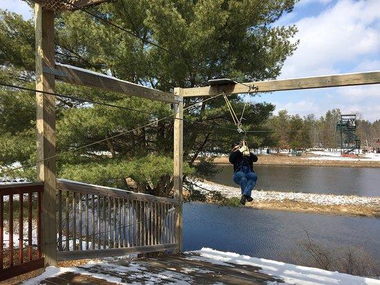 Bigfoot Zipline: photo1.jpg