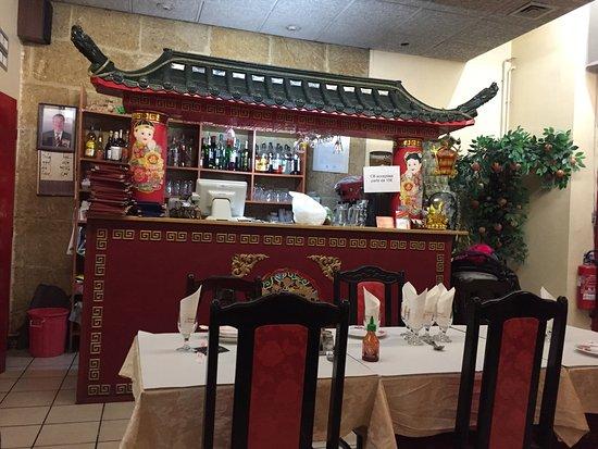 Le palais d 39 asie salon de provence - Restaurant le bureau salon de provence ...