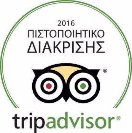 Hotel Villa Anna : Award Tripadvisor