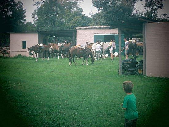 Estancia La Granadilla: Actividades para chicos y grandes a caballo