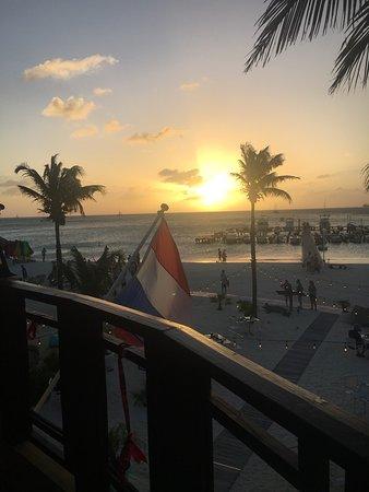 Good food, great service, wonderful sunset view
