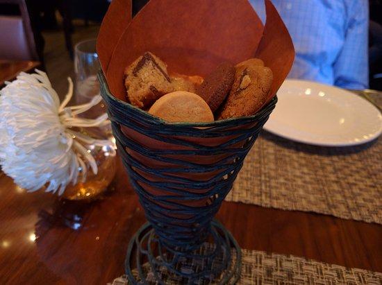 Aureole: Chef's Complementary Dessert