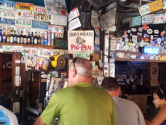 Photo of Mexican Restaurant Hog's Breath Saloon at 400 Front St, Key West, FL 33040, United States