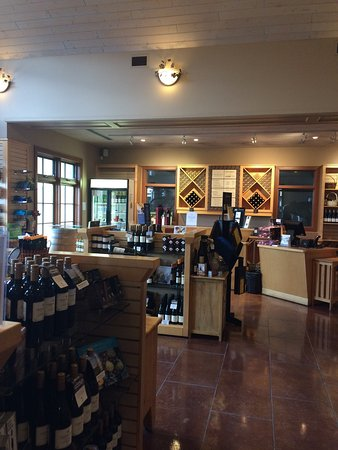 Oliver, Canada: Tinhorn Creek Vineyards