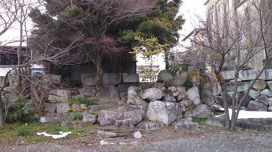 Kanazawahan Imazu Daikansho Remains