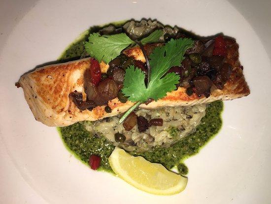 Temptation: Grilled Salmon