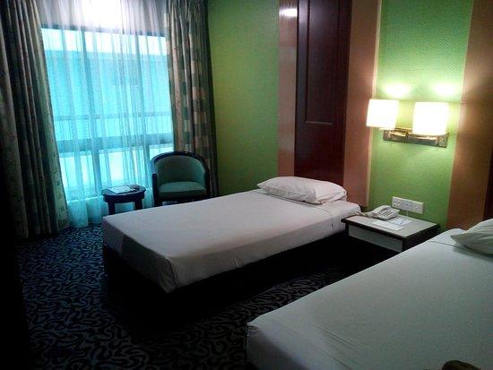 Palace Hotel : ภายในห้อง