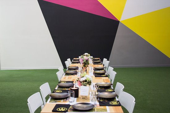 Tally Kitchen: Interested in holding a private event? Give us a call on 1800 082 559!