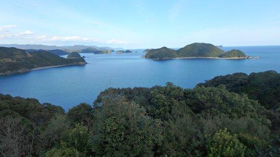 Takatsuka Park Observation Deck