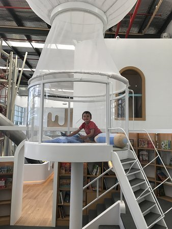 Nubo: another great reading place