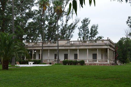 casa perteneciente al fundador de almafuerte