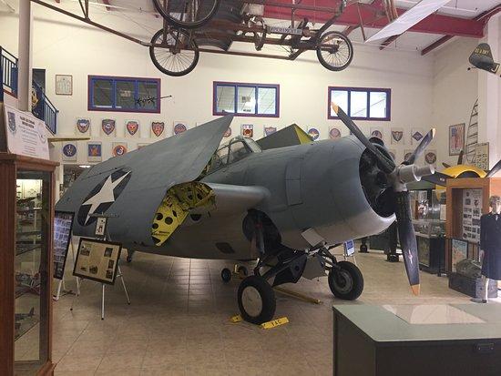 Valiant Air Command Warbird Museum: F-1M Wlldcat Fighter