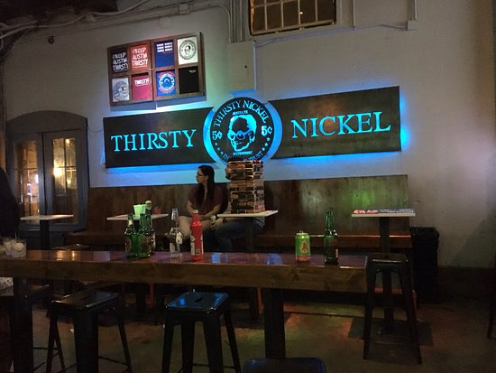‪Thirsty Nickel‬