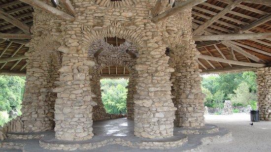 Japanese Tea Gardens: Lugar para descanso e proteção do sol