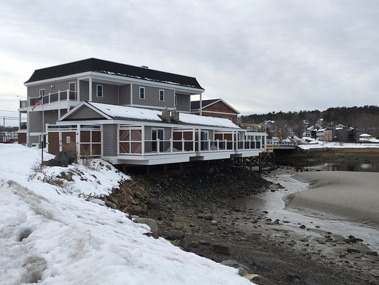 Norseman Resort: 3 rooms of the Tidal Suites front building