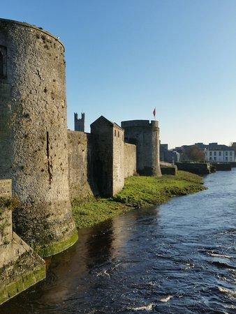 Kings Island and St. Mary's Parish: King John's Castle