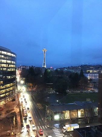 Zen View of the Space Needle