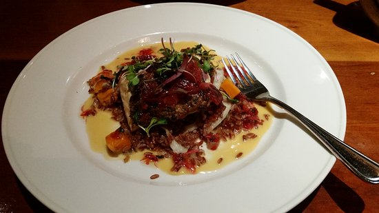 Clyde's Tower Oaks Lodge: Rockfish