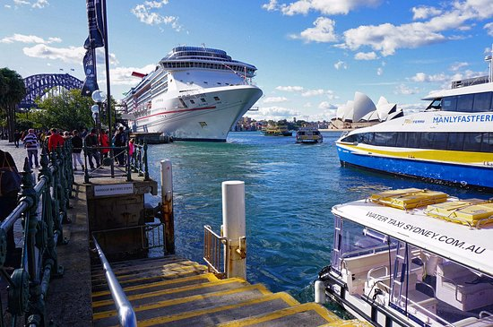 Campbelltown, Australien: Sydney Harbour and Circular Quay seen on the Sydney Hidden Gems tour