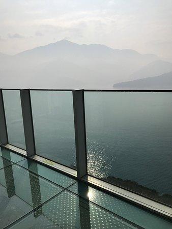 beautiful skywalk