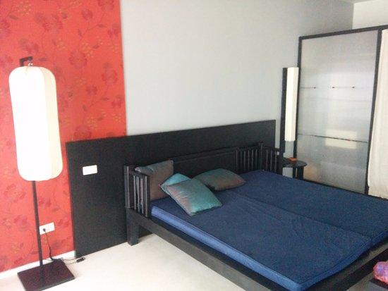 เรด จินเจอร์ ชิค รีสอร์ท: Day bed
