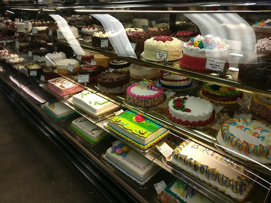 Fairfield, OH: Bakery section was a little disappointing