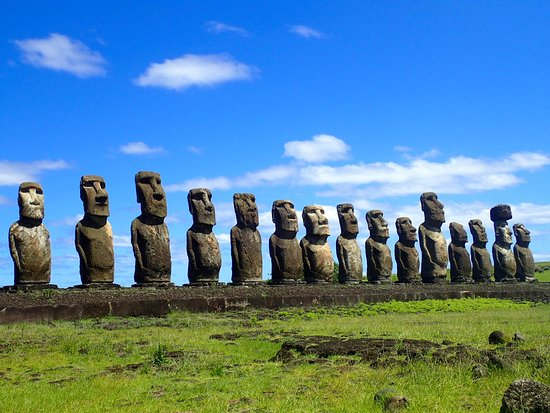 explora Rapa Nui - All Inclusive: Excursion to Tongariki