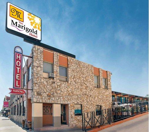 Marigold Restaurant Parking