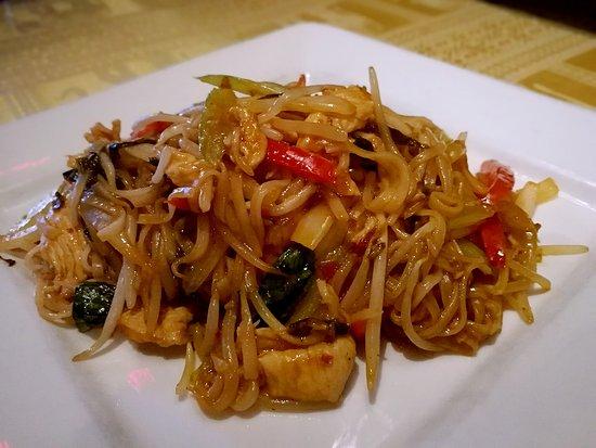 Thaifoon Restaurant : Chicken Drunkin Noddle