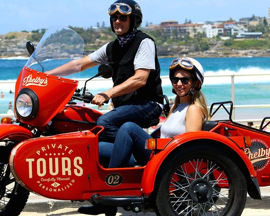 Shelby's Sidecar Tours