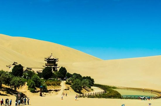 Dunhuang Silk Road Adventure Day...