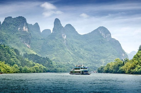 Li River Cruise och Yangshuo Day Tour ...