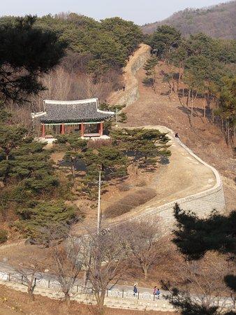 Cheongju, South Korea: Sandangsanseong Fortress