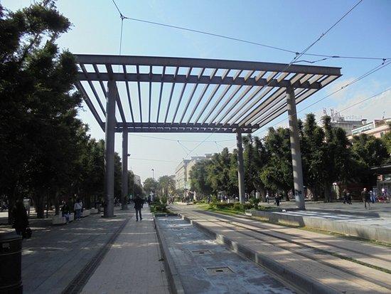 Piazza Cairoli di Messina