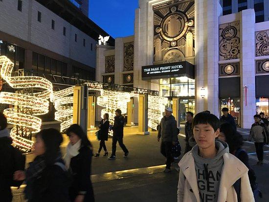 Photo of Tourist Attraction Universal City Walk Osaka at 此花区島屋6-2-61, Osaka 554-0024, Japan
