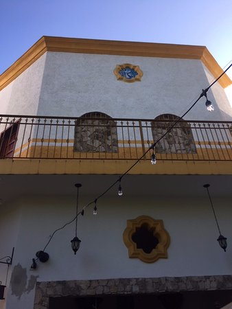 Hotel San Miguel Arcangel: The second floor