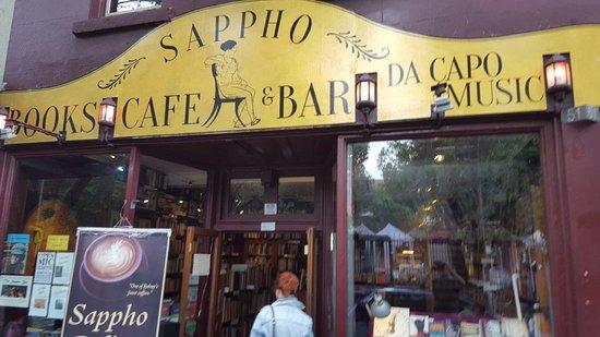 cafe sappho