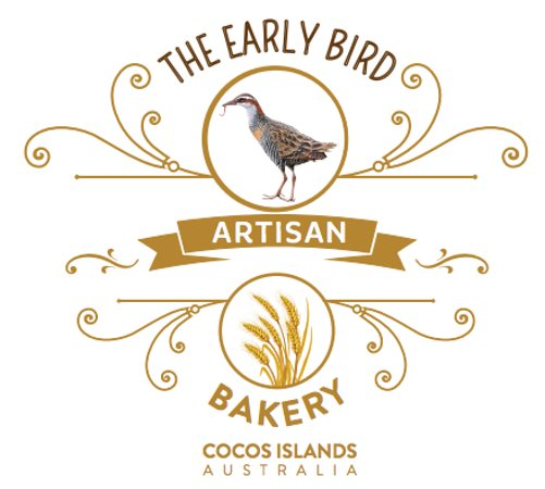 Orange Grove, Αυστραλία: Our logo of the Cocos Buff Banded Rail