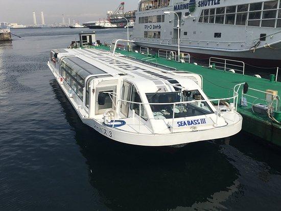 横滨Seabass渡轮