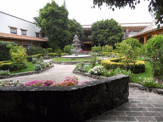 Hacienda Cantalagua: Gardens
