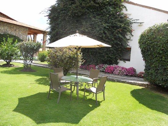 Hacienda Cantalagua: Nice gardens