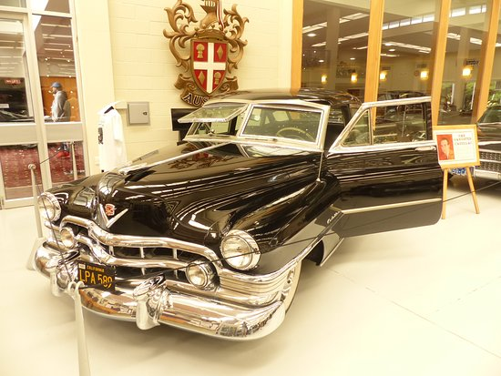 Southward Car Museum: The very first car as you enter.