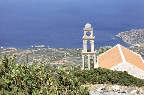 Φαλάσαρνα, Ελλάδα: suggestiva immagine dall'alto