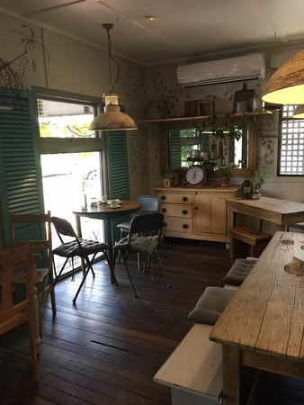 Cooroy, Αυστραλία: dining in front