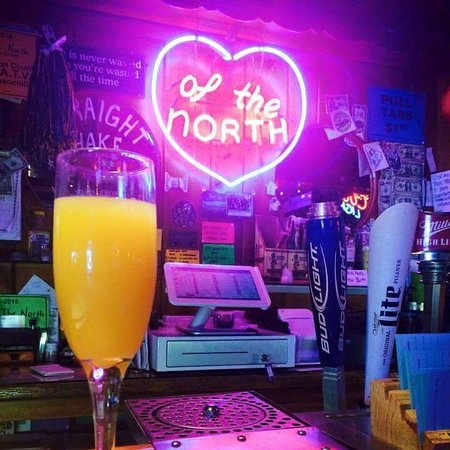 Mercer, วิสคอนซิน: Heart of The North Bar & Grill