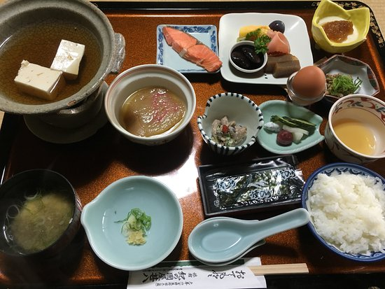 Kinokuniya Jinpachi : 朝食