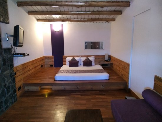 Zest Danish Villa: Studio apartment.. nice and comfortable