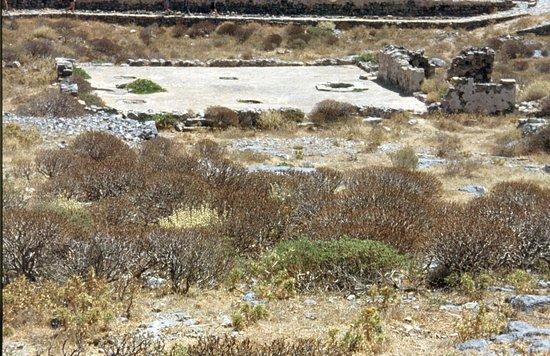 Gramvousa, Grecia: dove sorgeva la fortezza