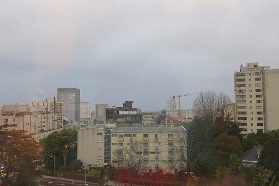 Crowne Plaza Porto: 眺めは普通