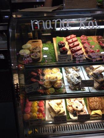 Mana Kai Cafe: Glorious deserts
